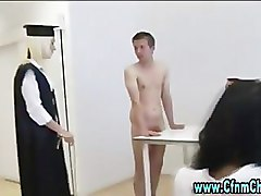 Student taught a lesson in humiliation