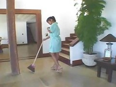 Brazilian Girl - Amazing Maid With Hot Ass