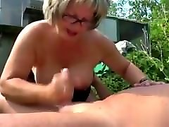 german grandpa and grandma fuck hard in - met her on milf-meet.com