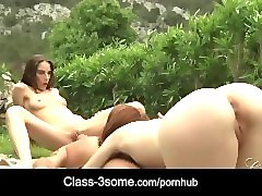 tina blade squirting in lustfully threeesome with denisa heaven and marc