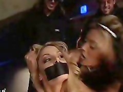 trish stratus gagged