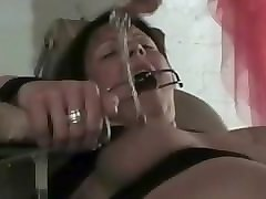 filthy shaz medical lesbian fetish and doctors electro bdsm of nipple