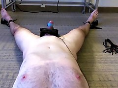 electro torture to orgasm