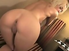 rebecca blue farting on couch