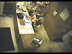 hidden camera - while operating 352x240 10m woman masturbat