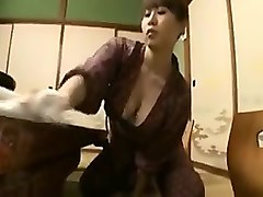 bodacious asian wife has a horny guy kissing her big natura
