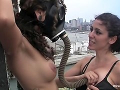 Horny public, fetish sex scene with best pornstars Nadia Styles, Princess Donna Dolore and Betty Baphomet from Wiredpussy
