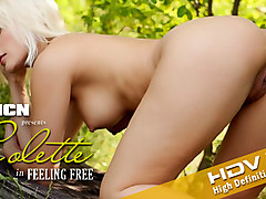 Colette in Feeling Free - MCNudes