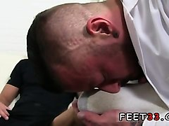toe sucking straight couple gay his big, rock hard man-meat