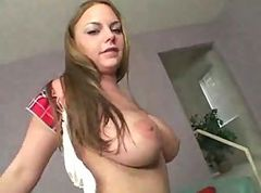 Blonde Teen Creampie 025NT