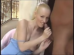 Babe Milks A Big Cock With Her Skilled POV Handjob