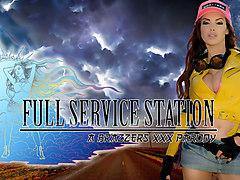 Nikki Benz & Sean Lawless in Full Service Station: A XXX Parody - Brazzers