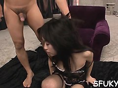 stud hit the gspot with his big dong making her squirt