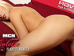 Colette in Playful Beauty - MCNudes