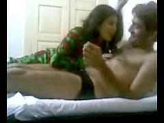Very Cute Paki Couple Have Awesome Homemade Sex from site hotcamgirls . in