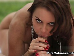 Best pornstar Janet Mason in Incredible Outdoor, Big Tits xxx clip