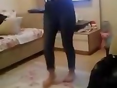 Turkish girls dancing