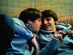 Incredible Homemade Gay video with Emo Boys, Softcore scenes