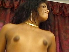 Black Brazilian Shemale Kelly Interracial Pleasure