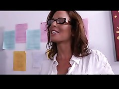 Hot Mature Teacher Seduced By Her Student
