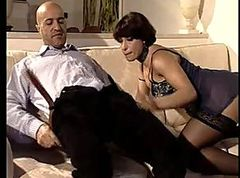 Sheila Stone - Stockings and heels Anal